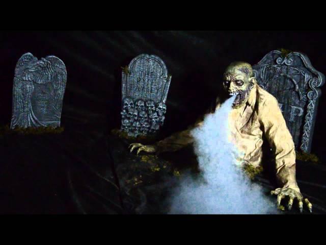 MR124197 _ Gaseous Zombie Animated Fog