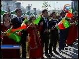 Александр Лукашенко: «Посольство станет центром притяжения белорусско-туркменского сотрудничества»
