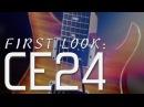 CE24 First Impressions w Simon McBride PRS Guitars