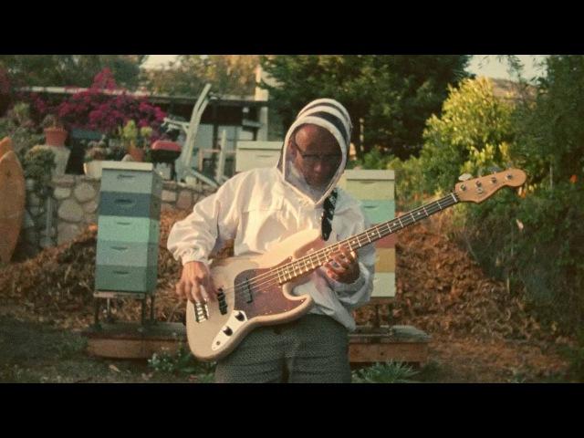 Flea Introduces the Fender Signature Flea Bass   Fender