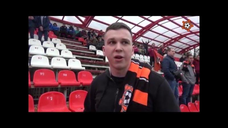 Видео с матча Солярис - Химки 26.04.2016