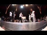Cercle Underground S2R4 - Poppin' 12 Final - Pop Champaign Vs South Fusion - Karism