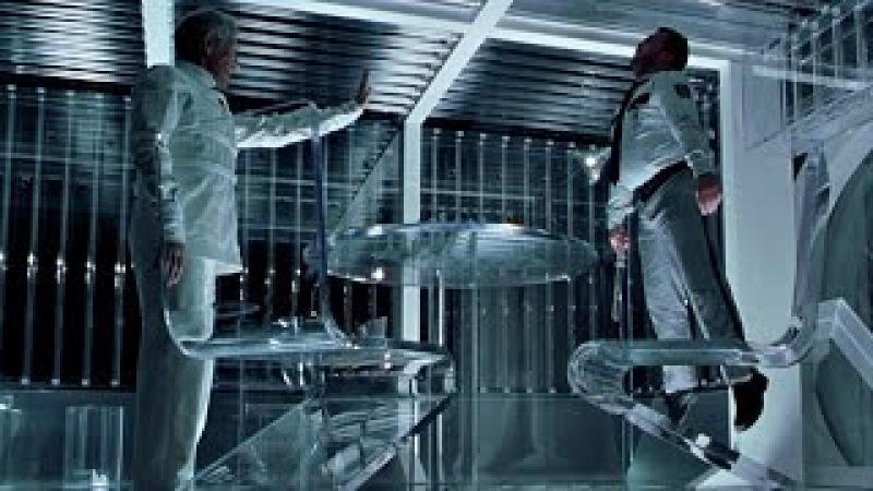 Магнето сбегает из тюрьмы Люди Икс 2 2003