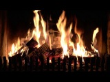 🍍Hissing and Crackling Pine Cone Fireplace with Relaxing Fire Sounds (HD)