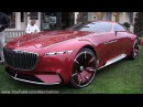 Vision Mercedes Maybach 6 Being Driven w a Remote
