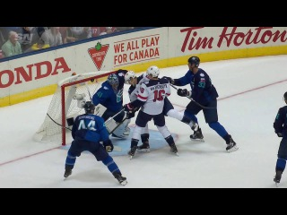 Gotta See It: JVR has goal called back against Europe