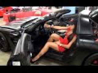 Крутые автомобили, тюнинг / авто выставка