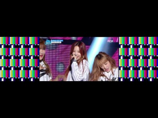 160416 Cosmic girls & EXID - UP & DOWN + HOT PINK| Music Core