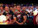 pashaBiceps, TAZ и Никита Бокарев в Comedy Club (07.10.2016)