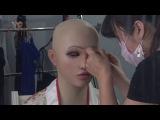 Selina full bodysuit Wearable & Makeup video Zentai suit for crossdresser