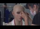Selina full bodysuit Wearable Makeup video Zentai suit for crossdresser