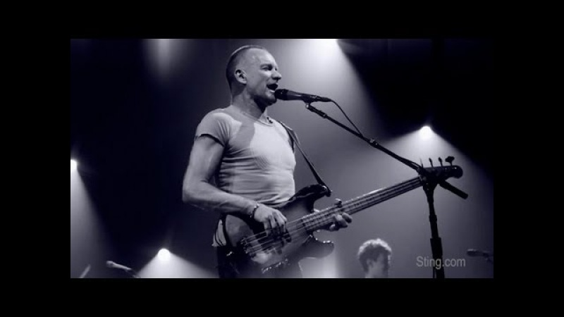 Sting - Demolition Man (From The Back To Bass Tour)