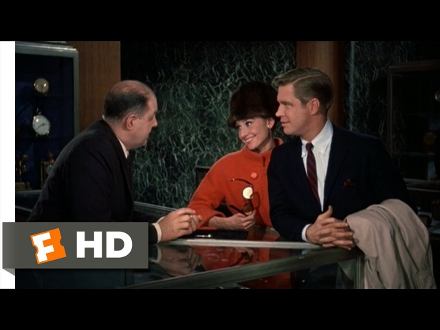 Breakfast at Tiffanys (69) Movie CLIP - Cracker Jack Prizes (1961) HD