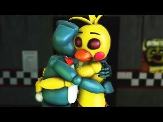 SFM FNAF: Toy Bonnie & Toy Chica