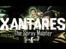CS:GO - XANTARES - The Spray Master!