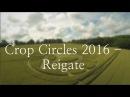 Oříznutí kruhy 2016 Reigate Hill Reigate
