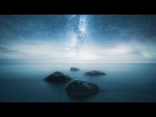 КРАСИВОЕ ЗВЕЗДНОЕ НЕБО TIMELAPSE | BEAUTIFUL STARRY SKY FULL HD