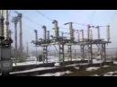 Отключение отделителя 110 кВ Disable separator 110 kV