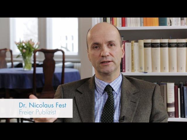 Nicolaus Fest zu DITIB Aydan Özoguz und islamischer Unterwanderung