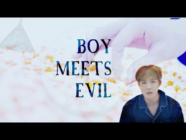 BTS (방탄소년단) – BOY MEETS EVIL [Han Rom Eng lyrics]