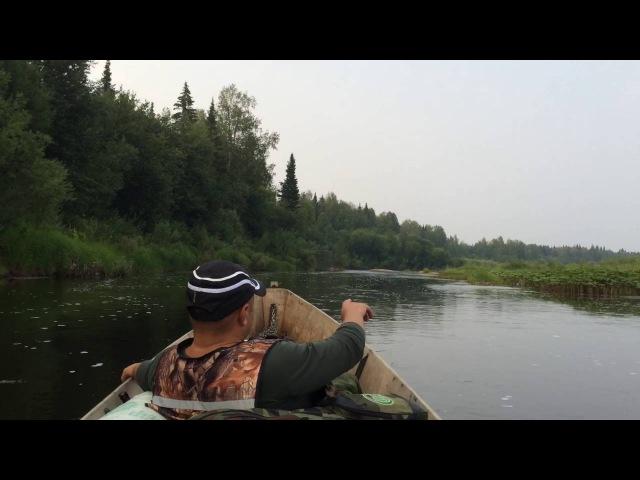 р Яйва На рыбалку