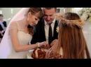 La privitul miresei la nunta lui Ion si Ana Ciobanu
