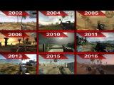 History of Battlefield Graphics (2002 - 2016)  PC  ULTRA