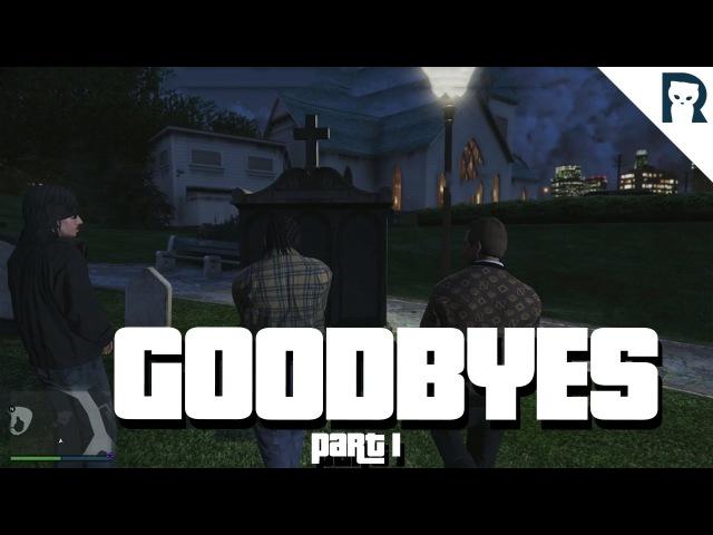 The LEANBOIS - Goodbyes - p1 Lirik GTA 5 RP Highlights