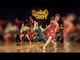 Montreal Swing Riot 2016 - Vintage vs Modern Street Dancers - Part 1 of the Invitational Battle