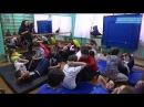 В 8-й школе физкультуру преподает чемпионка мира по армрестлингу