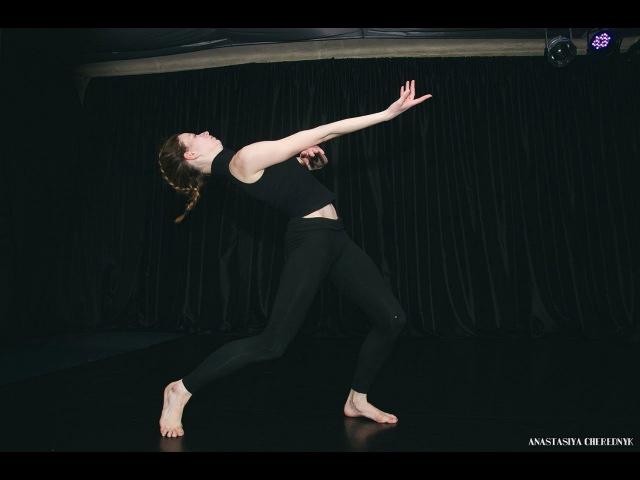 Екатерина Герцог 1 место modern solo CD Adonata dance festival 2016