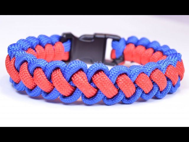 DIY a Curling Millipede Survival Paracord Bracelet - BoredParacord