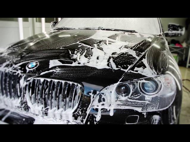 Полировка автомобиля и нанокерамика: что на выходе?