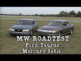 Retro Review 1986 Ford Taurus &amp Mercury Sable