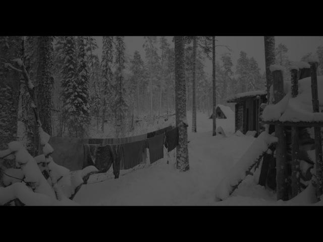 Hermit Living in the Highlands of the Arkhangelsk Region