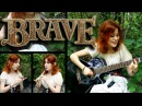 Touch the sky Brave Gingertail Cover