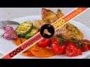 Как приготовить курицу по французски poulet casserole цыплёнок в кастрюльке в соусе