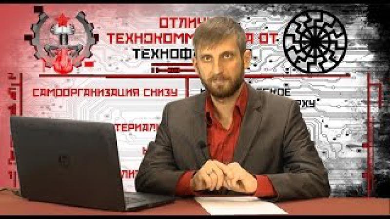 Раскол Трансгуманизма на Технокоммунизм и Технофашизм   Технокоммунистический ...