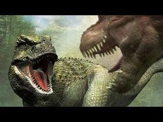 Поле битвы. Доисторический мир. Сражения динозавров. Документальный фильм.