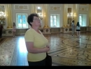 Москва. Царицыно. Екатерининский зал в Большом дворце (2016)