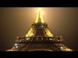 новый год и Эйфелева башня