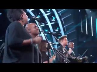 Adam Lambert - George Michael Faith Greatest Hits 2016