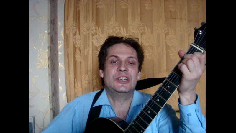 I WILL NOT BE WANDERING ABOUT (G. Ponomarenko, S.Yesenin, English lyrics by A. Vagapov) ELIAS METLIN sings