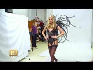 Inside Elsa Hosks Victorias Secret Fashion Show Fitting