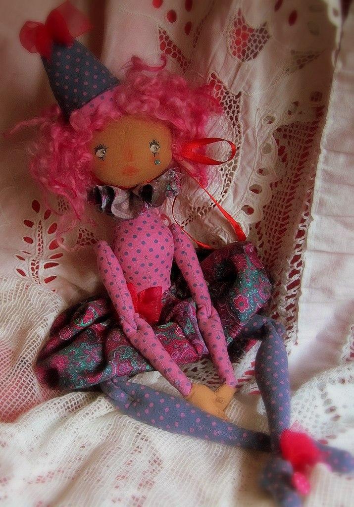 куклы качалиной татьяны