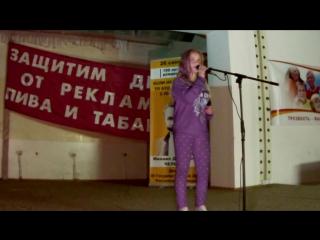 Тургояк - 2016. Конкурс художественной самодеятельности. Астахова Виктория - Кукушка