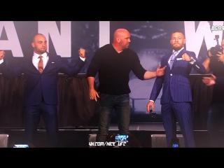 Eddie Alvarez vs Conor McGregor | AG99|