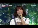 Perf GFriend - Navillera 160713 MBCmusic Show! Champion