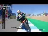 Неудержимый Жоан Зарко (MotoGP, ГП Испании 2017)