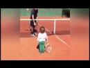 Mi bebito deportista! My little athlete! Shak